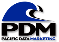Pacific Data Marketing logo